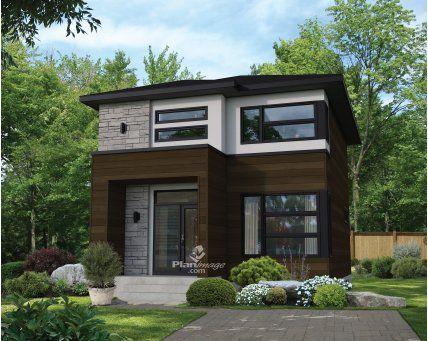 Plans de maison - Étage - Nouveautés - 21007