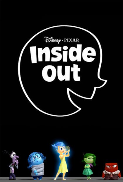 INSIDE OUT - Un film di Pete Docter con Mindy Kaling, Bill Hader, Amy Poehler, Phyllis Smith. Un viaggio nella mente umana firmato Pixar.