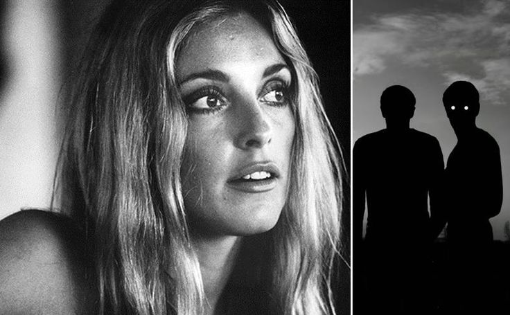 Sharon Tate, star and wife of Roman Polanski, was warned by a famous Hollywood apparition three years before her murder at the hands of the Manson family.