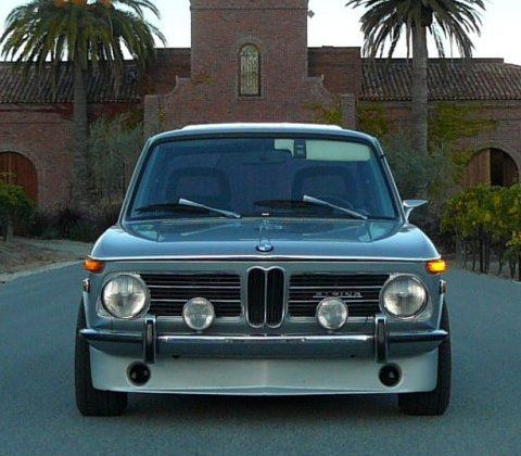 Tii >> BMW 2002 Tii Touring | BMW | Pinterest | Bmw 2002, BMW and Cars