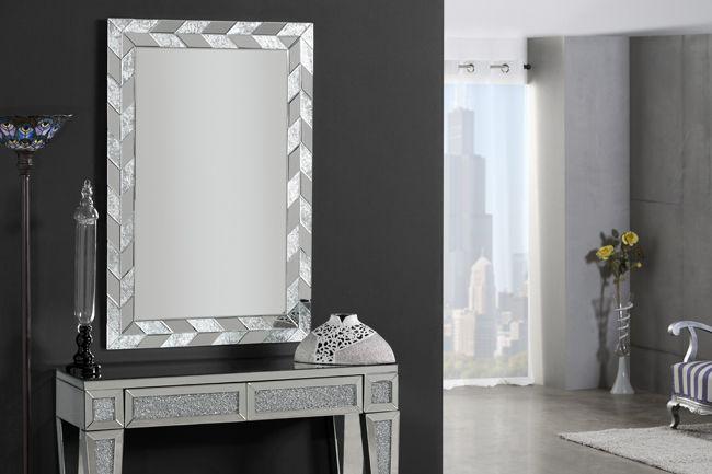 Espejos de cristal espejos de dise o espejos decorativos - Espejos para recibidor ...