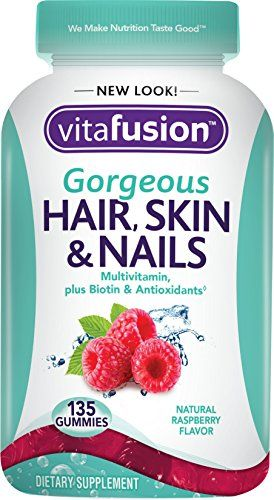 Vitafusion Gorgeous Hair #GotItFree #vitafusion