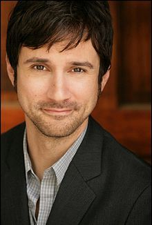 Josh robert thompson - the voice of Craig Ferguson's robot skeleton sidekick Jeff