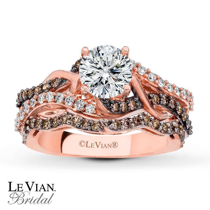 chocolate diamond ring....LOVE it