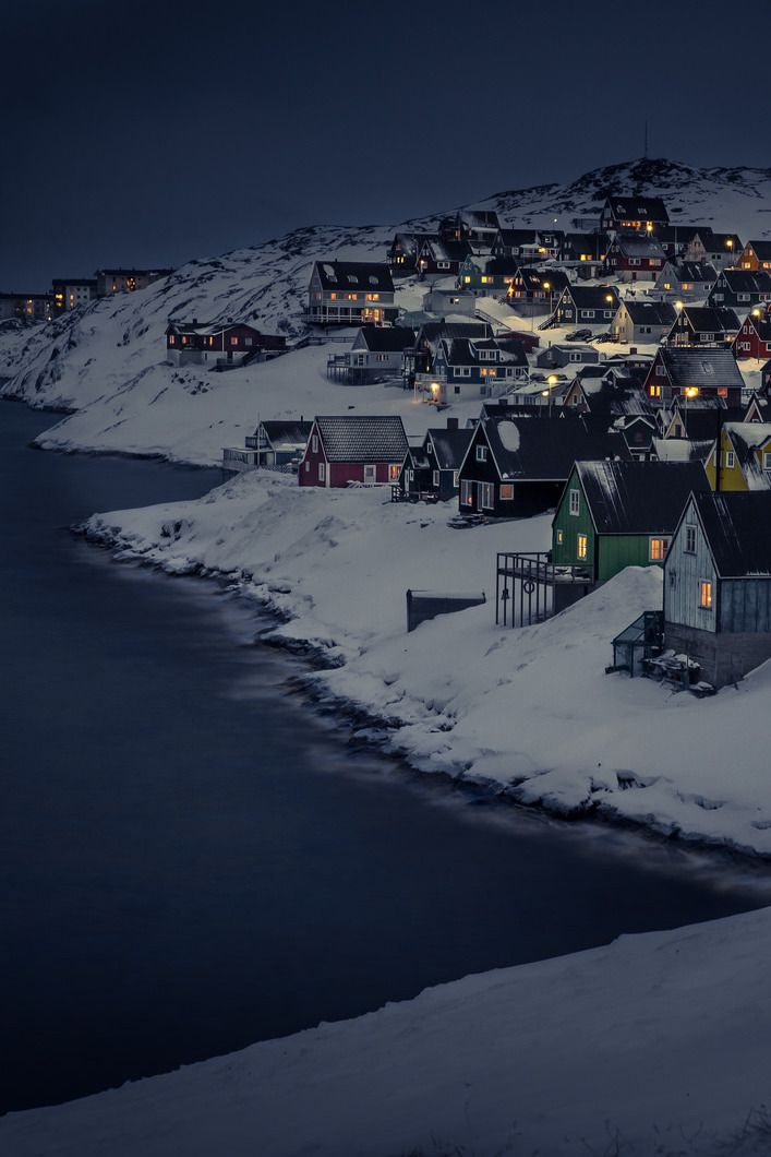 Myggedalen, Nuuk (Visit Greenland)