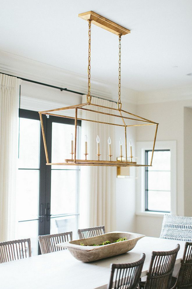 Kate Marker Interiors | Darlana Linear Pendant By E.F. Chapman Available At  Circalighting.com. Kitchen Lighting FixturesDinning ...