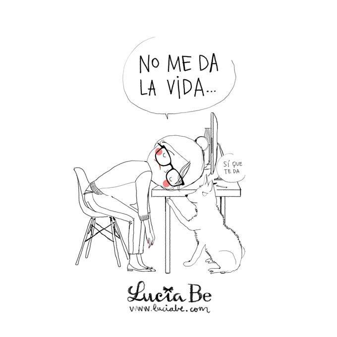 ilustraciones Lucia BE