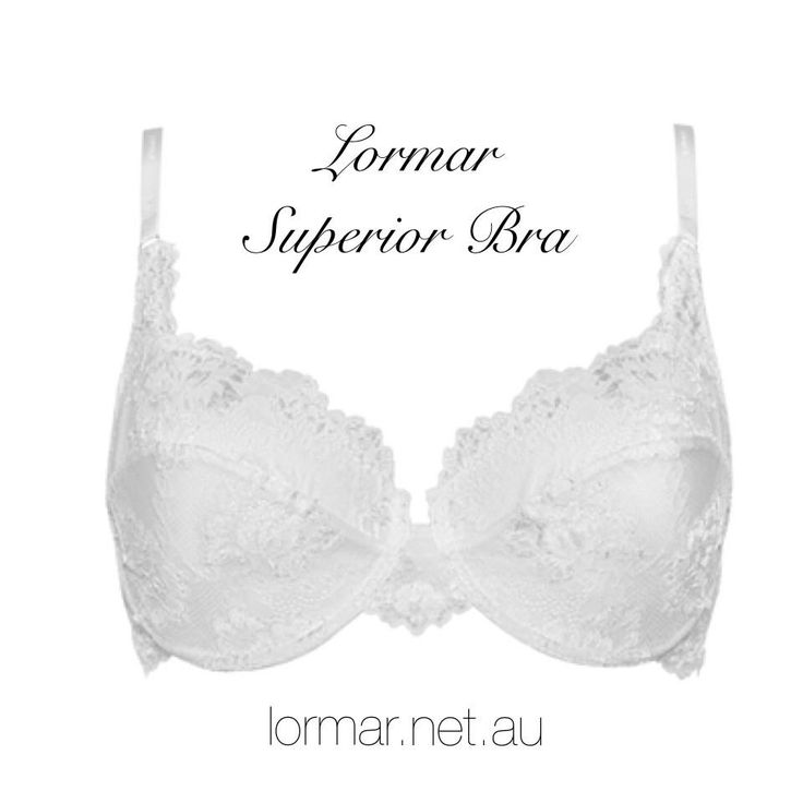 • Lormar Superior Bra - Buy Online at lormar.net.au •