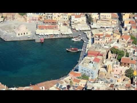 Chania Crete-Greece