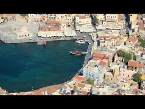 Chania Crete-Greece