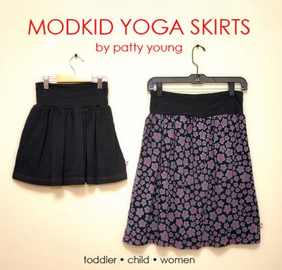 Yoga Skirt Tutorial Free Pattern