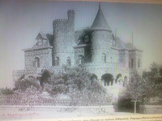 Η επονομαζόμενη Villa Marguerite αποκαλούνταν από τους παλιούς Αθηναίους «ο Πύργος της Μαργαρίτας».
