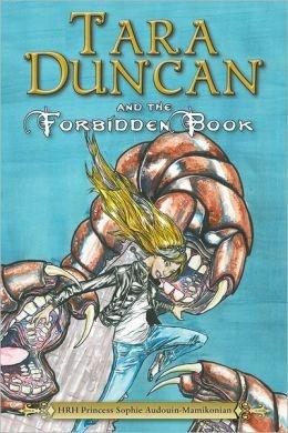 Tara Duncan and the Forbidden Book