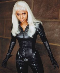 How-to Create an X-Men Storm costume #Halloween #Guide