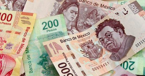Mexican peso takes a mean tumble after meeting between Nieto and Trump is called off