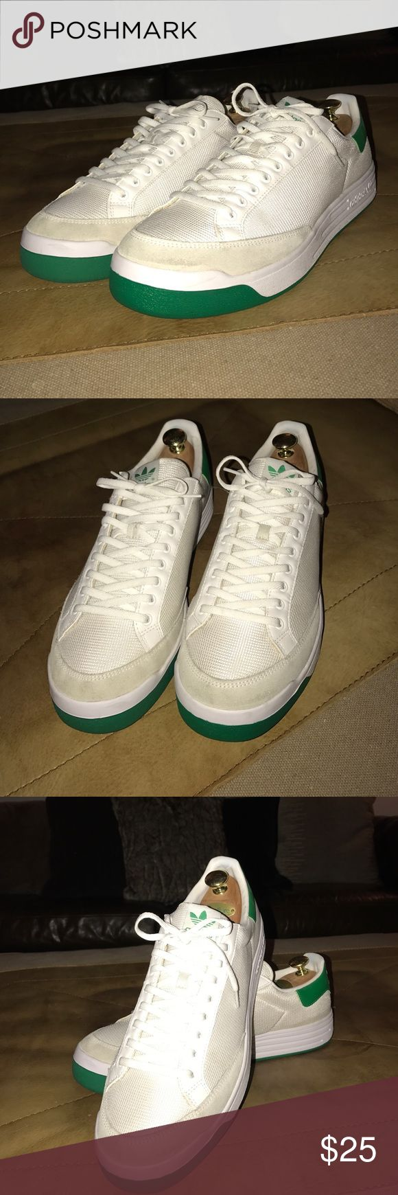 Classic style Rod Lavers. Old school Adidas Shoes Sneakers