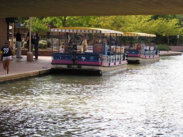 Pueblo, CO Riverwalk Boat Ride