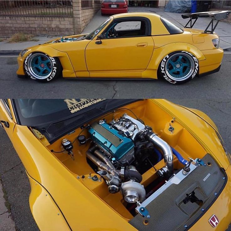 """Players Shows on Instagram: """"Very tempted to invest in a Honda S2000 after seeing this one."""""""