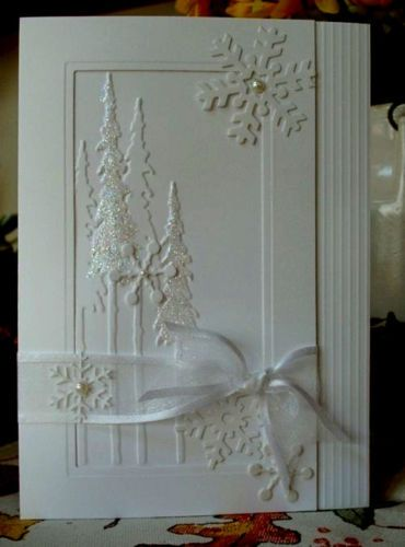 TIM HOLTZ EMBOSSING FOLDERS 2pc : Pine trees & bare tree. made by Darice. . All can be found in my ebay store & Can be purchased in my ebay Store Pat's Rubber Stamps & Scrapbooks, click on the picture to see it, or call me 423-357-4334 with order, or come by 1327 Glenmar Ave. Mt Carmel, TN 37645, Pat's Rubber Stamps & Scrapbook supplies 423-357-4334. We take PayPal. You get free shipping with the phone orders of $30.00 or more. Use my search engine to find them