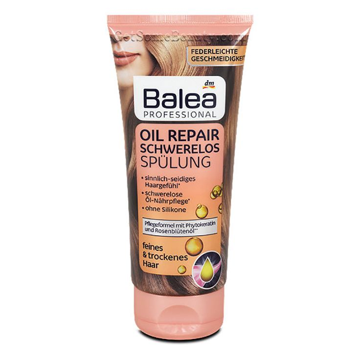 Balea Professional Oil Repair Weightless Conditioner 200 ml | Get Some Beauty