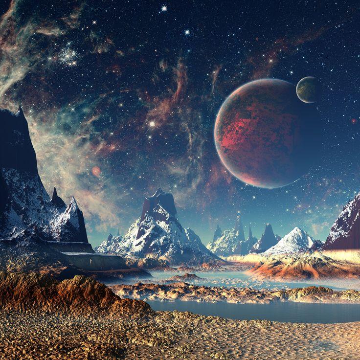 Dreamworld World of fantasy & SciFi. Tap to see