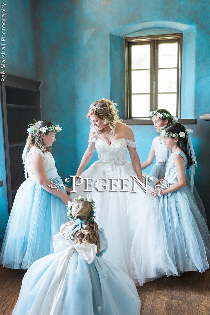 The 115 best Flower Girl Dress of the Year images on Pinterest ...