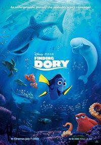 Poster de Buscando a Dory / Buscando a Nemo 2 / Finding Nemo 2