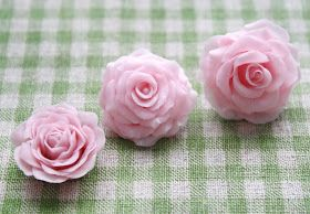 Puffy Little Things ~ cute craft ideas for a big world ~: Homemade Cold Porcelain Clay