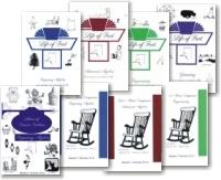Life of Fred High School Set ; Beginning Algebra & Companion, Zillions of Practice Problems for Beginning Algebra, Advanced Algebra & Companion, Geometry & Answer Key, Trigonometry & Companion