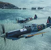 Enjoy the most thrilling spitfire flights with us in Boultbee Flight Academy. We offer up to 50 minutes of spitfire flight experience over the English Channel.