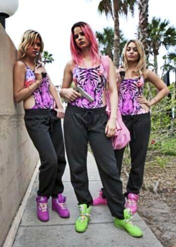 alien spring breakers costume wwwpixsharkcom images