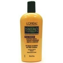 LOREAL Natures Therapy Mega Moisture Nurturing Shampoo...Hair feels like silk upon rinsing! #Sally's Beauty Supply