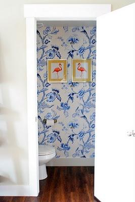 blue graphic wallpaper