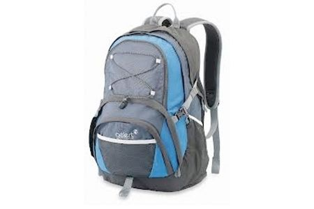 The Radisson Day Sack is ideal for everyday use. Perfect for backpacking, camping and smart enough for school and work with space for A4 Folders.