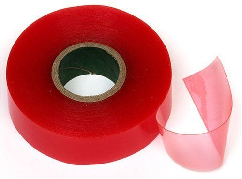 """Red 3/4"""" x 12 Yard Roll Toupee Tape by Red Tape (Davlyn). $7.10. Water Proof, fulll head bond,easy clean up, safe for lace hair pieces. Slightly more tack than white, and also ideal for daily wear hair replacement. However, red clear-liner hairpiece tape will stay secure for up to 3 consecutive days. Red tape is also the only toupee tape that is not """"medical grade"""" and in rare cases, may cause an allergic reaction during use."""