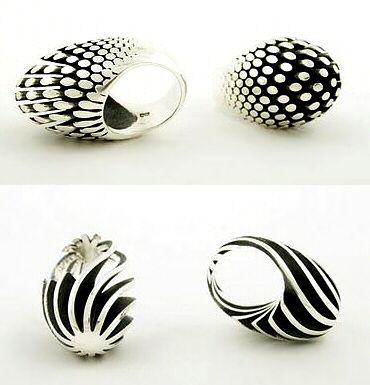 Rings   Sarah Herriot. Sterling Silver