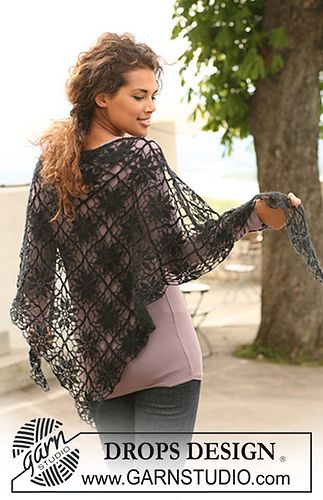 http://www.ravelry.com/patterns/library/125-3-crochet-shawl-in-kid-silk