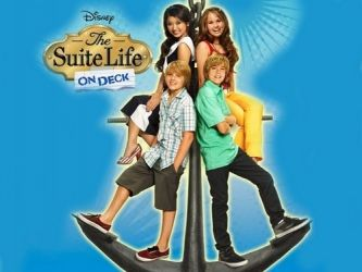 Suite Life on Deck!!!!!!!!!!!! Seriously, what could be better! In my world, nothing is better than Zack & Cody on deck.