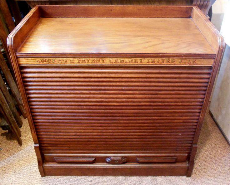 Rolling Wood Cabinet | Bar Cabinet