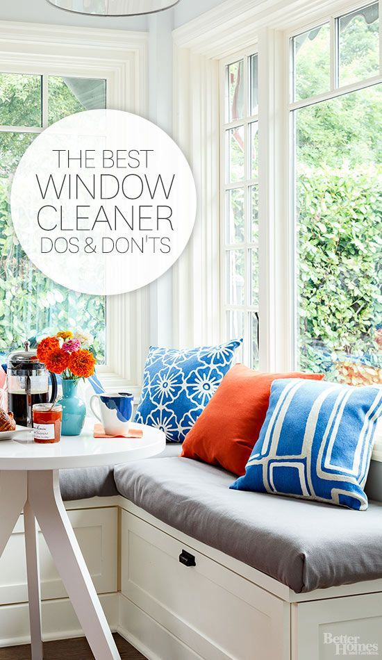 Don't let window-cleaning-blues get you down! http://www.bhg.com/homekeeping/house-cleaning/tips/how-to-clean-windows/?socsrc=bhgpin011515windowcleaning