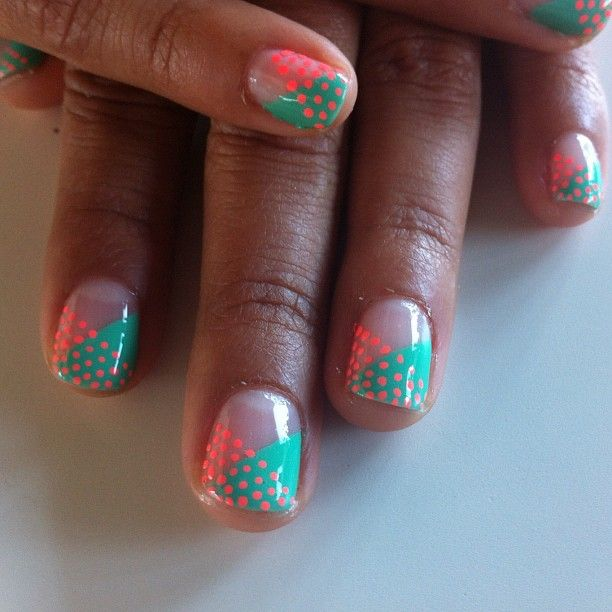 55 Super Easy Nail Designs: Super Cute And Super Easy!! Just Use A Bandaid To Create