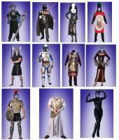 Групповые костюмы для фотоколажа