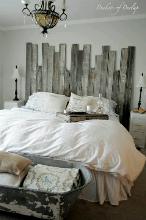 headboard idea for Silver Beach