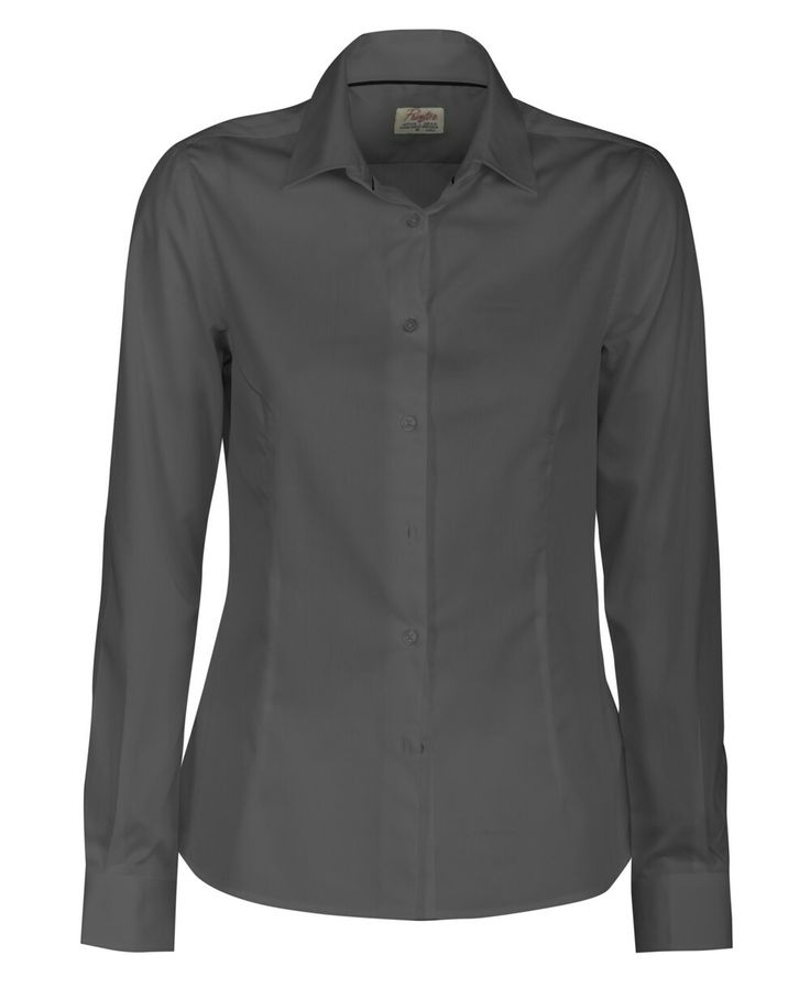 Point Shirt/Blouse for woman and men. Black and grey color. Made from polyester and cotton. Price € 22,50