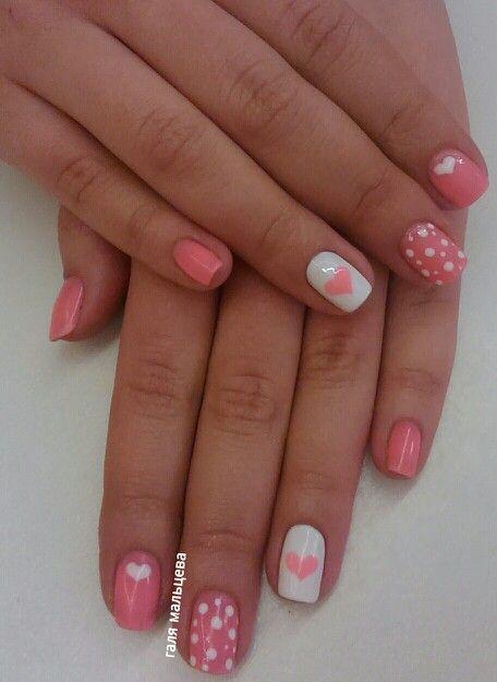 Pink/ gel polish