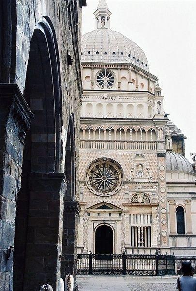 Cappella Colleoni - Bergamo, Italy   Incredible Pictures