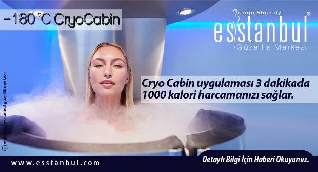 Metabolizmanız hızlanmasın, Koşsun Cryo Cabin FDA tarafından pek çok onay almış bir sistemdir. Cryo Cabin ( Soğuk Sauna) ile 3 dakikalık tek seansda bile 1000 kalori daha yakabilirsiniz.