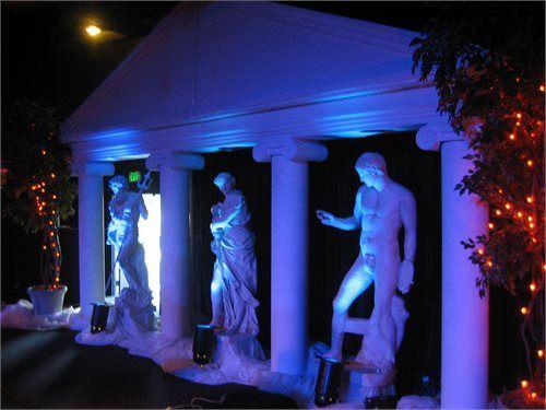 Roman - Greek Theme Los Angeles Orange County