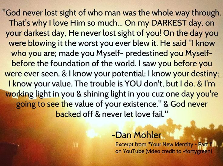 Dan mohler dating and marriage