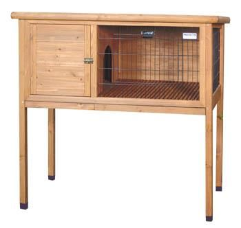 Precision Pet Extreme Rabbit Shack Rabbit Hutch Outdoor